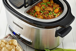 The best slow cooker recipes and tips: slow cooker with stew