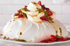 Best Christmas Pavlova recipes