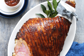 Is Christmas ham already cooked?