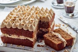 Coffee cream recipe for cake