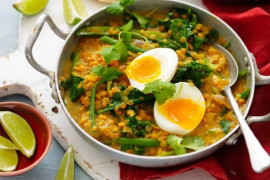 Simple egg curry recipes