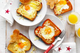 Breakfast recipes made with eggs