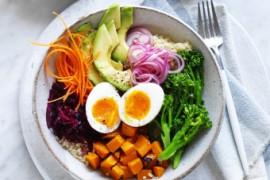 Best Poke Nourish and Buddha bowl recipes