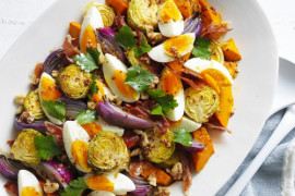 Autumn dinner party recipes to feed a crowd