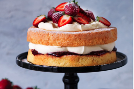 Fluffy Australian Sponge Cake Recipes