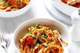 Easy, delicious and hearty vegetarian recipes to satisfy all needs.