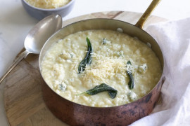 Hearty and authentic Italian risotto recipes