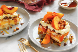 40 Easy Peach Recipes with Fresh Peaches