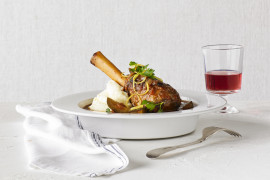 Lamb shank recipe ideas for slow cooking