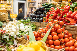 Why shop at your local greengrocer