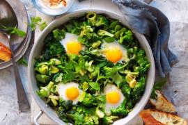 Speedy and healthier mid-week dinners