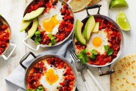 World Egg Day 2020 recipes