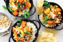 Dinner recipes vegetarian