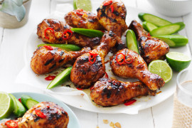 Easy chicken drumstick recipes