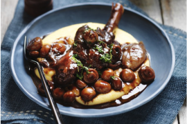 Slow Coo Lamb Shank recipes
