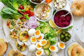 Vegetarian Christmas Menu Plan & Recipes