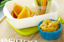 Healthy and quick lunchbox recipes for kids