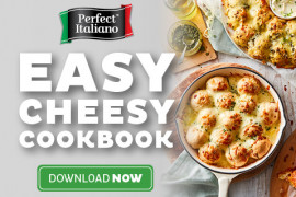 Easy Cheesy Recipes Cookbook - download now