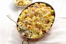 Easy pasta bake recipe idea