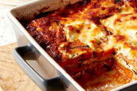 Easy no-pasta bake recipes