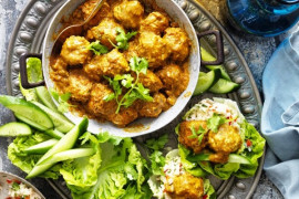What to make with Korma Curry Simmer Sauce
