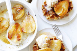 Ways to cook pears