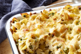Cheesy weeknight dinner recipes for the family