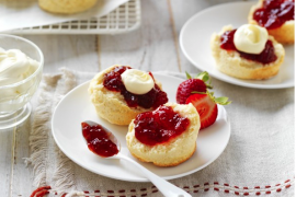 Scones recipe easy to make at home