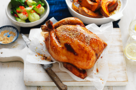 Easy Roast Chicken Dinner recipes
