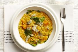 Seasonal spinach recipes