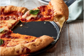 How to stop your pizza base from going soggy