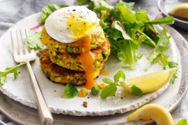 Recipes with egg on top