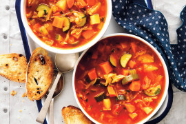 How to freeze soups and stews