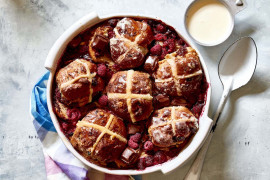 Hot cross bun ideas