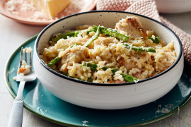 How to cook risotto for beginners