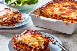 How to make traditional beef lasagne