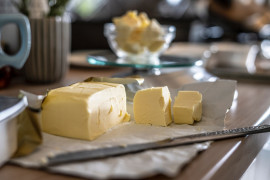 The difference between salted and unsalted butter