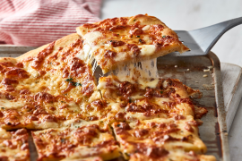 The secrets to thin crust pizza