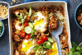 Chicken and rice recipes Australia