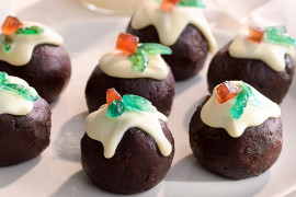 Ways to use up leftover Christmas pudding