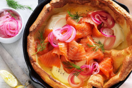 Savoury Dutch Baby Toppings