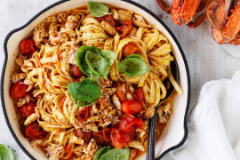 Healthy pasta recipes Australia