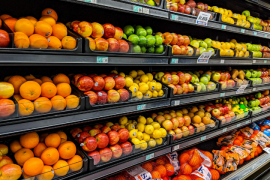 How to grocery shop safely