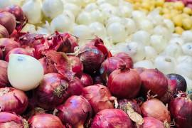 Red onions vs white onions vs brown onions