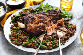The best cuts of lamb for slow cooking