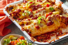 Easy Mexican food recipes