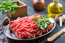 How to freeze mince meat