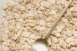 the different types of oats, rolled oats and steel cut oats