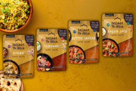 Easy to use curry pastes at Woolworths