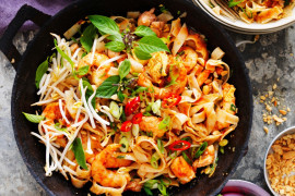 3 ideas with one Pad Thai sauce